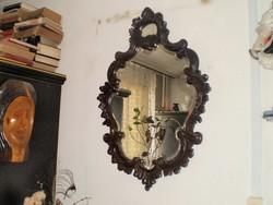 Florentin keretben csiszolt tükör
