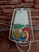 Retro Üveg fali gyermeklámpa