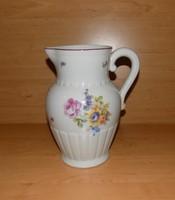 Antik Kispest porcelán kancsó 22,5 cm, 2 liter (21/d)