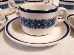 Royal Doulton 8 személyes angol kávéskészlet hibátlan állapotban!
