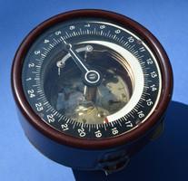 Eredeti vasutas időzítő óra