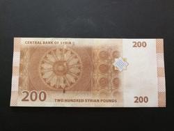 Szíria 200 Pounds UNC 2009