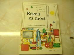 Nyitnikék Kisiskolások könyve Régen és most, 1979
