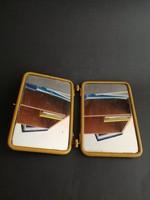 Két szárnyú asztali tükör - EP