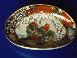 Japán vagy kínai porcelán tálka