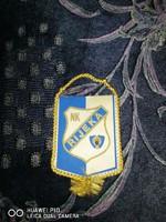 NK Rijeka szurkolói zászló