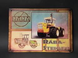 Rába traktor kép