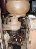 Ritka Nagy Alfa Tej ipari loft tejszeparáló szeparátor Cukrász  Retro