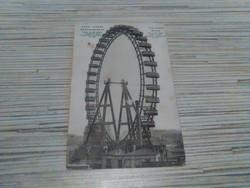 Antik képeslap Párizs.