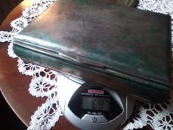 Diannás jelzésű ezüst, 800-as finomságu kártya doboz elado