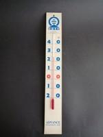 Nagy DMRV-s üveg hőmérő - EP