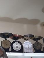 Mérleg régi konyhai eszköz dekoráció 30.000  forint