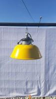 Ipari lámpa,zománc lámpa ,szarvasi lámpa  40.000 forint
