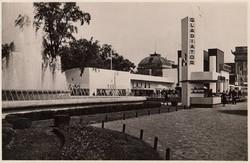 MAGYAR Budpesti Nemzetközi Vásár BNV 1936 GLADIÁTOR  RK