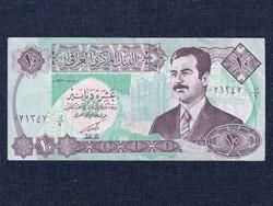 Irak Saddam Hussein 10 Dínár bankjegy 1992 / id 16644/
