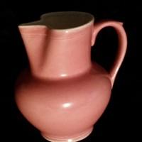 Zsolnay: Rózsaszínű kancsó , 100 éves