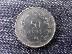 Törökország 50 kurus 1974 / id 16556/