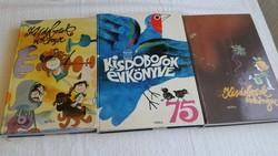 Kisdobosok évkönyve.1979,1978,1975. eladó!