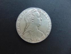 Mária Terézia S.F. tallér 1780