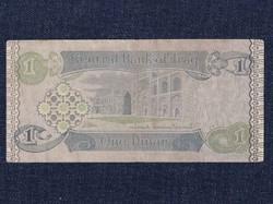 Irak 1 Dínár bankjegy 1984 / id 16633/