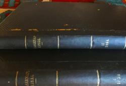 Vasárnapi Újság 1894.-es teljes lapszám kötve