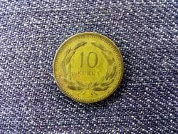 Törökország 10 kurus 1951 / id 16528/