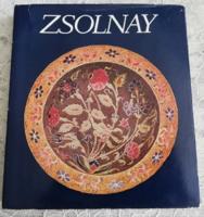 Zsolnay könyv - Sikota Győző   Második kiadás