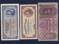 3 db pengő bankjegy / id 5927/
