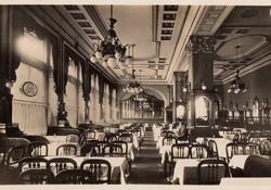 SPOLARICH söröző-étterem BP. 1933