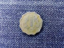 Törökország 1 kurus 1942 / id 16521/