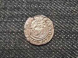 II. Mátyás (1608-1618) ezüst 1 Dénár 1616 KB / id 16630/