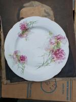 Antik Herendi szegfűs tányér 19 sz.
