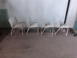 4 db retro szék