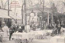 Wampetics F vendéglője BP. 1910