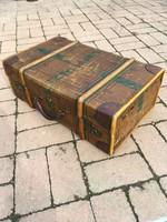 Börönd /Mädler Koffer /100 éves bőrönd eredeti állapotban!!