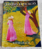KIESELBACH -TAVASZI KÉPAUKCIÓ 1998 AUKCIÓS KATALÓGUS