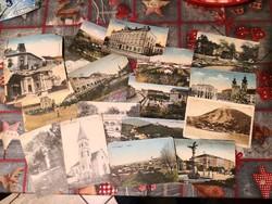 20 db képeslap az első világháború idejéből!