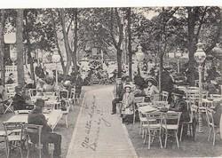 Forgó Károly Várkerti kioszkja BP. 1914