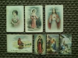 Vallási témájú képeslapok