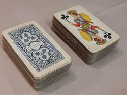 128 lapos tarokk kártya