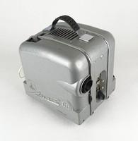 0Z079 Régi működő Lomo Luc2 C8 vetítőgép 8mm