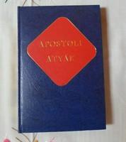 Ókeresztény Írók 3.: Apostoli atyák (Vanyó László)