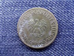 Lengyelország 5 Zloty 1982 MW / id 13358/