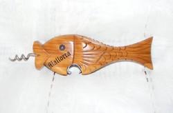 Hal alakú bontó, sörnyitó és dugóhúzó