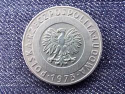 Lengyelország 20 Zloty 1973 / id 13481/