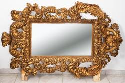 Barokk stílusú nagyméretű tükör