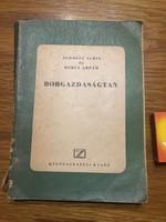 Scholtz Albin és Mercz Árpád - Borgazdaságtan - Szőlő és Bor könyv