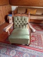 Kolonial fotel 1Ft-ról