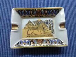 Porcelán hamutál egyiptomi / kínai