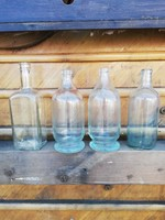 Régi üveg palackok